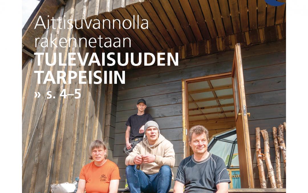 Kesän Inergiset -lehti on julkaistu!